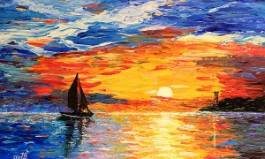 romantic-sea-sunset-georgeta-blanaru