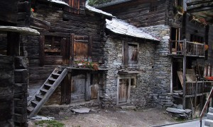An-old-alley-in-Zermatt