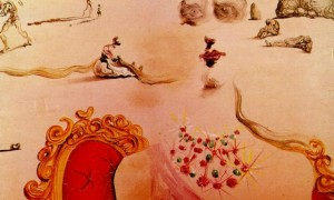 Salvador Dali's Paint