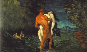 Cezanne_Paul_The Abduction_1867