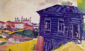 Chagall_Marc_The_Blue_House